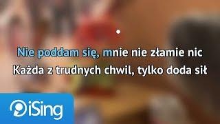 Paulina Przybysz - Nie bój się chcieć (Zwierzogród) (karaoke iSing)