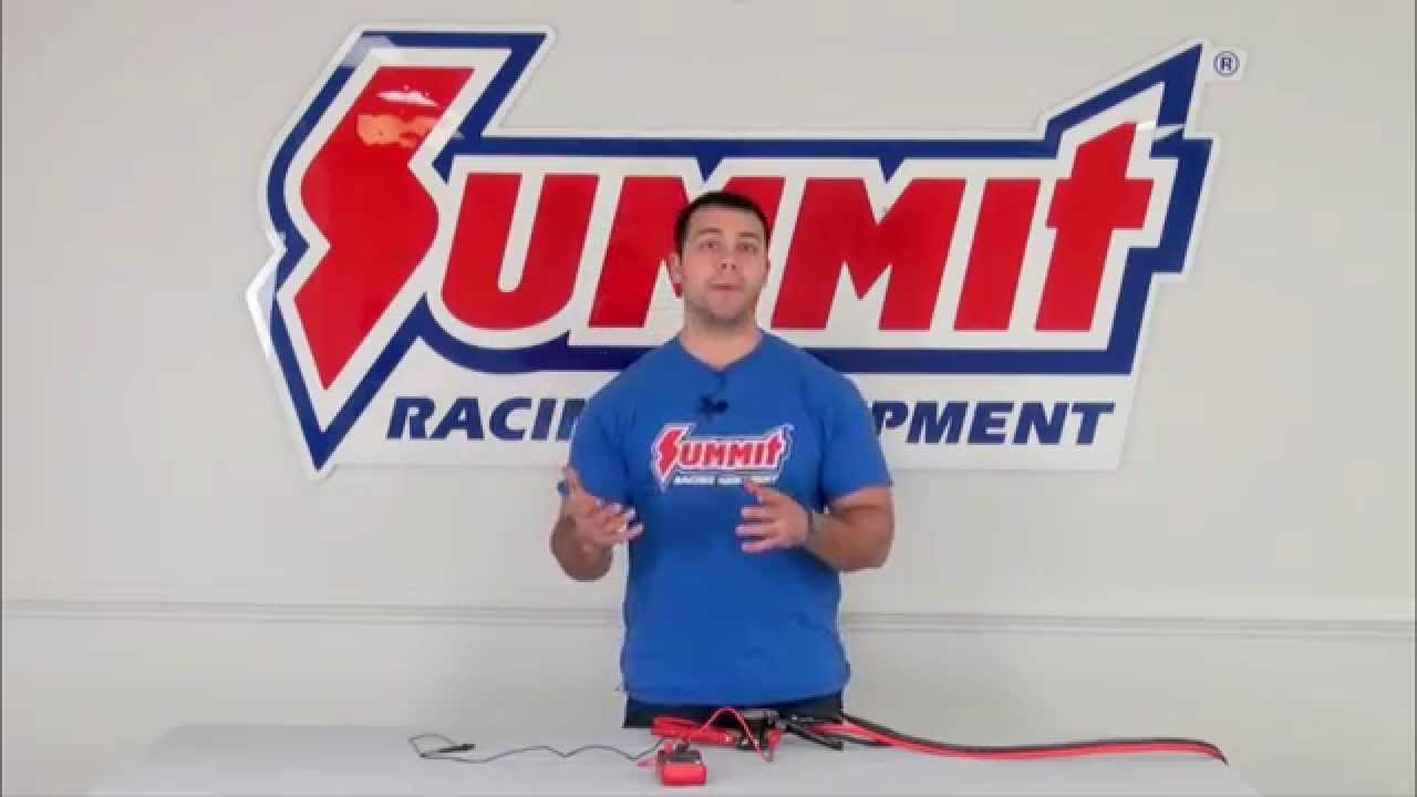 How To Test A Starter Solenoid Summit Racing Quickflicks Youtube Wiring Continuity Multitester Our 3967 Mustang