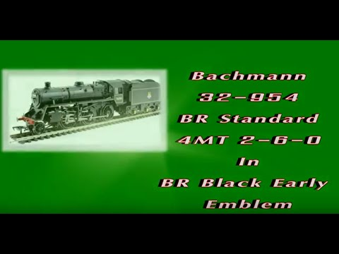 Opening the  4MT 2-6-0 By Bachmann