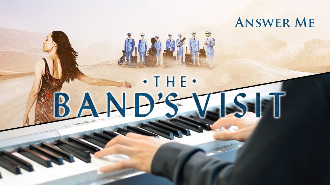 'The Band's Visit', Based On The 2007 Israeli Film, Is The Season's Best New Musical