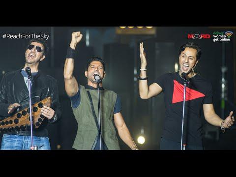 official:-chulein-aasman---salim-sulaiman-&-farhan-akhtar.-mard---hwgo-initiative.-2014
