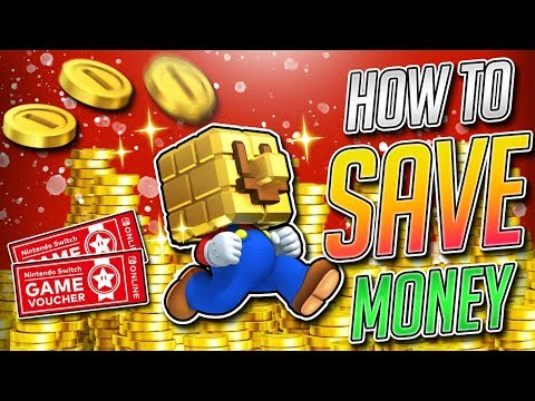 How to ACTUALLY Save Money with Nintendo Switch Vouchers Deal!!!