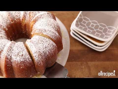 Dessert Recipes - How to Make Kentucky Butter Cake