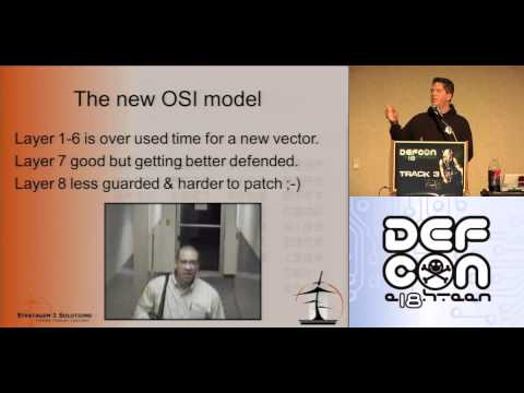 DEF CON 18 - Jayson E. Street - Deceiving the Heavens to Cross the Sea