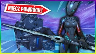 REMOVED SWORD RETURNED! WORKING WAY! -GLITCH (Fortnite creative mode)