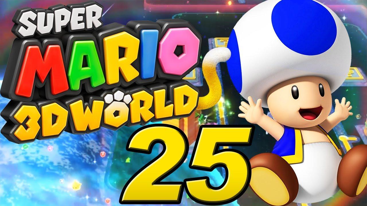 let's play super mario 3d world  part 25  déjà vu in der