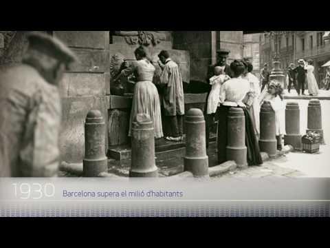 Aigües de Barcelona: 150 anys al servei de la ciutat