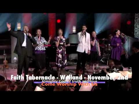 The Collingsworth Family Nov 2, 2012 concert