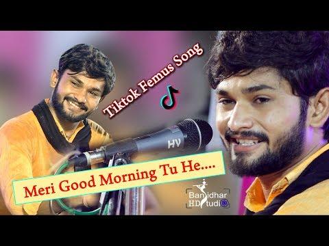 Meri Good Morning Tu Hai Meri Goodnight B Tu  New Tiktok Famous Song Vivek Sanchala