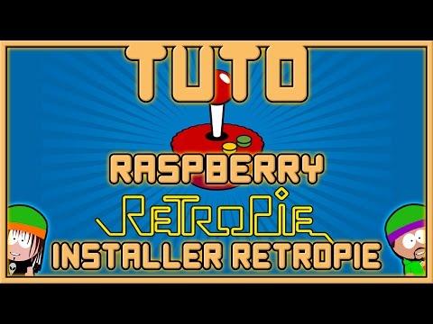 Installer Retropie sur Raspberry - [Les tutos Geek]