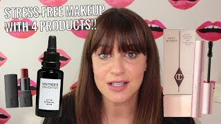 EPMA | Stress-Free Makeup Tutorial with only 4 PRODUCTS!
