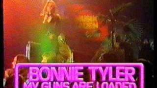 Bonnie Tyler   My Guns Are Loaded Musikladen