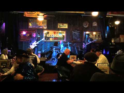 Jim Shaneberger Band - Trouble, International Blues Challenge