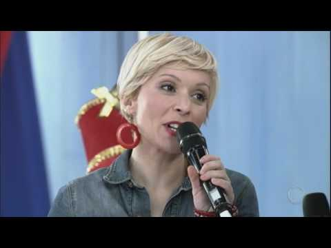 Veja os melhores momentos de Xuxa Meneghel desta segunda-feira (5)