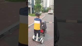 나인봇 미니 플러스 &리안그램유모차