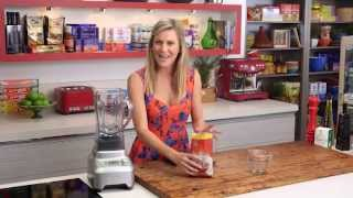 The Boss™ Milling Flour - Everyday Gourmet and the Breville Boss Superblender