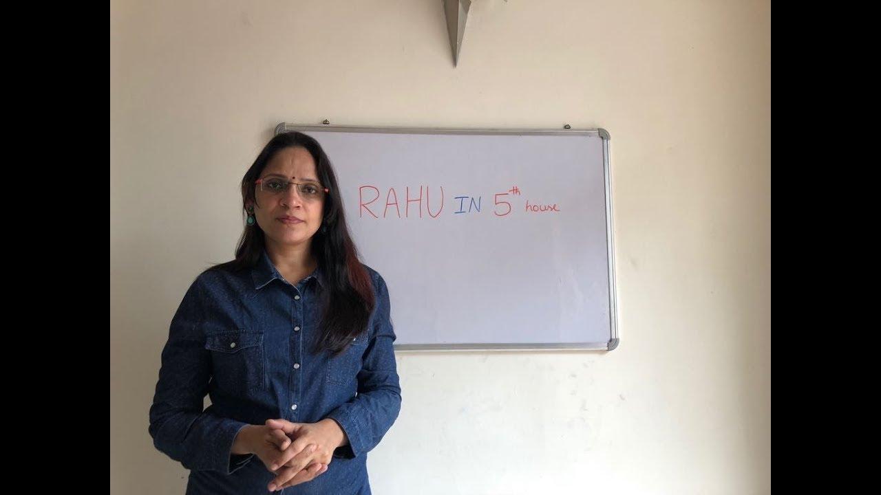Rahu in 5th house  MS astrology, learn astrology in telugu series,