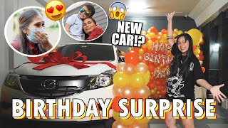 SURPRISING MY MAMA ON HER BIRTHDAY | ZEINAB HARAKE