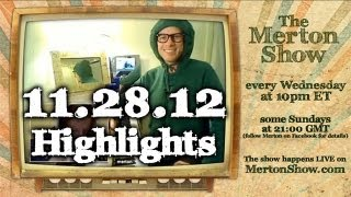 The Merton Show - highlights from Nov. 28, 2012