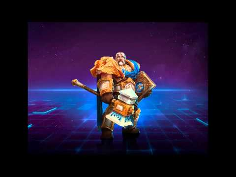 Uther FULL Quotes  Heroes of the Storm