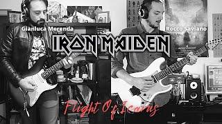 'Flight of Icarus' Iron Maiden COVER - Gianluca Merenda & Rocco Saviano/Guitars