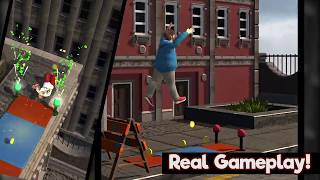 Flip Runner - the Ultimate Ragdoll Parkour!