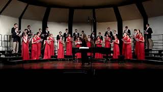 Meistersingers get surprised by a new song in concert - CCHS Meistersingers 2015-10-01
