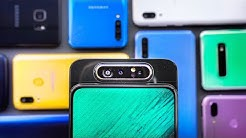 Chaos bei Samsung: Galaxy A Serie im Vergleich! (A80, A70, A50, A40 & A20e)