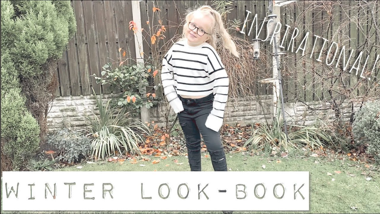 [VIDEO] - Five Outfit Winter Lookbook. 1