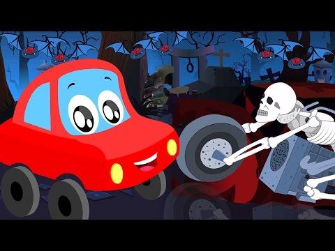 Хэллоуина Ночь | Страшные детские стишки | Видео для детей | Scary songs For Kids | Halloween Night