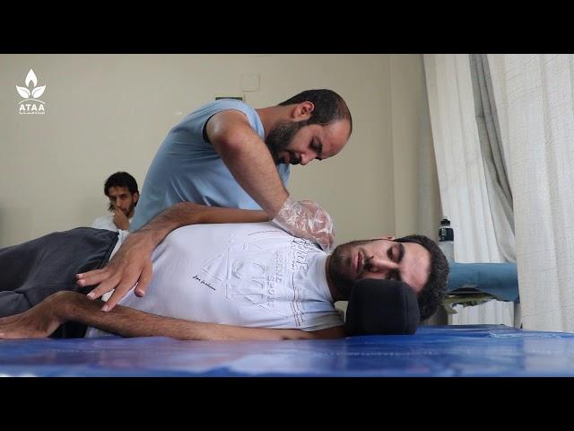 الشاب أحمد وقصة عودته إلى الحياة 💚