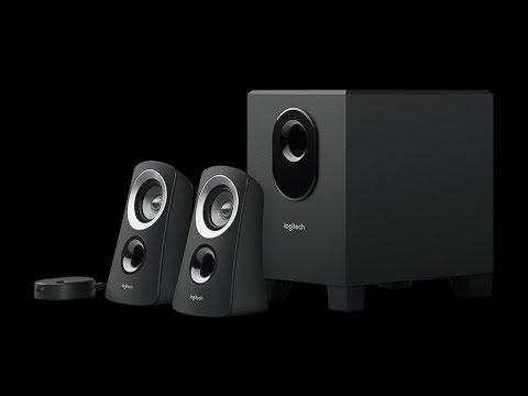Best Sounding Desktop Speakers for Under $50   Logitech Z313