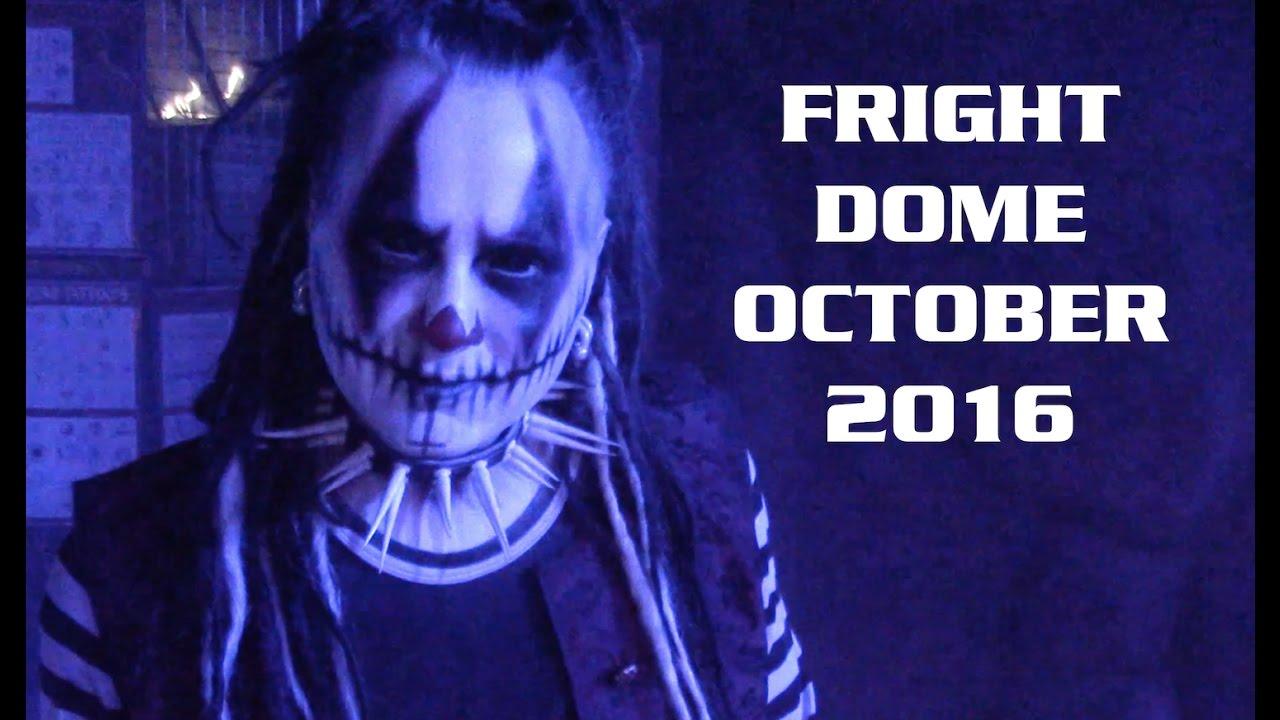 fright dome at adventuredome full experience las vegas october 2016 - Adventuredome Halloween