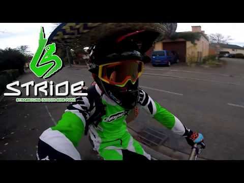 Ride Series#6:Gros rassemblement VTT/urbain/délires/crash/fun/rencontre abonnés Strasbourg