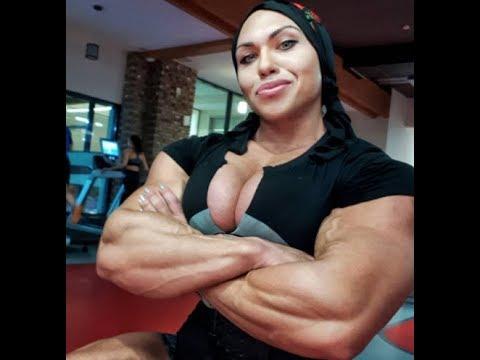 Наталия Кузнецова - Богатырь в Юбке / Women Bodybuilders