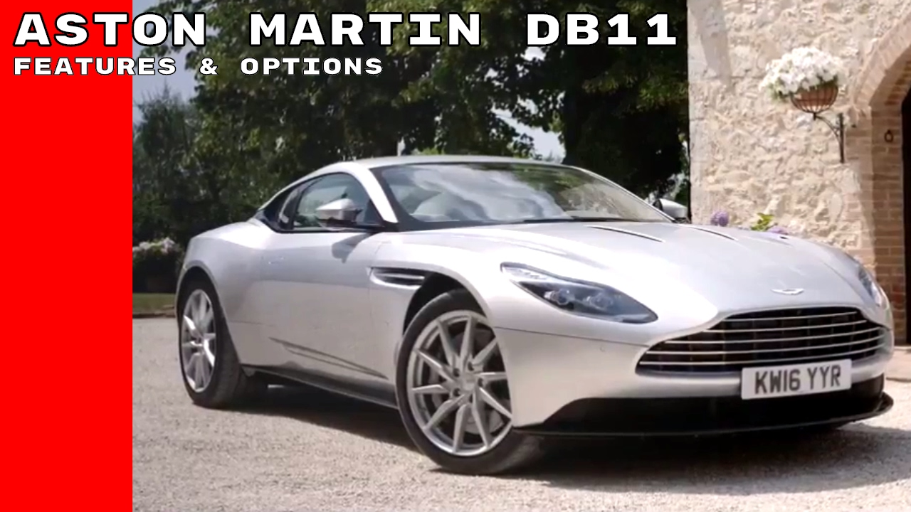 Aston Martin Db11 Features Options Youtube