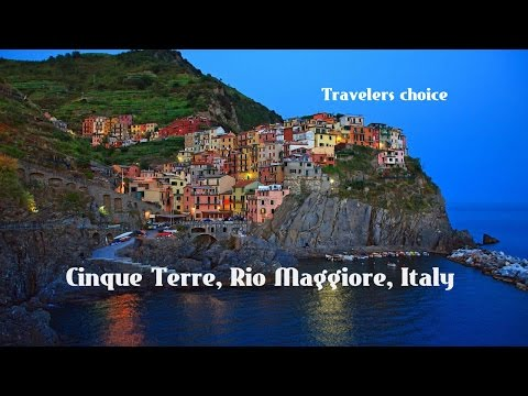 Travelers Choice: Cinque Terre, Rio Maggiore, || Places To Travel In Italy