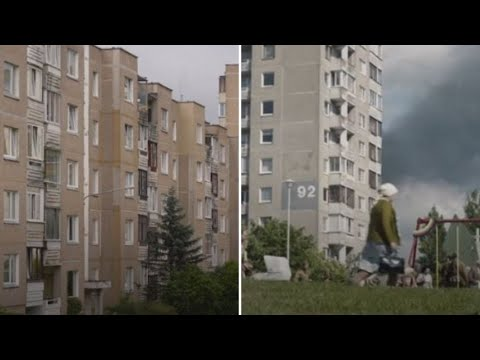 HBO's Chernobyl's success sends tourists to Lithuanian capital, Vilnius