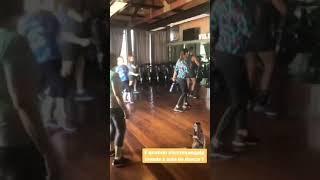 Baixar Ivete Sangalo invade aula de dança