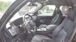 Keffer Right 1 Auto - Walk around Review of 2016 Land Rover Range Rover