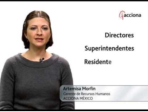 Artemisa Morfin - Gerente de Recursos Humanos en ACCIONA México