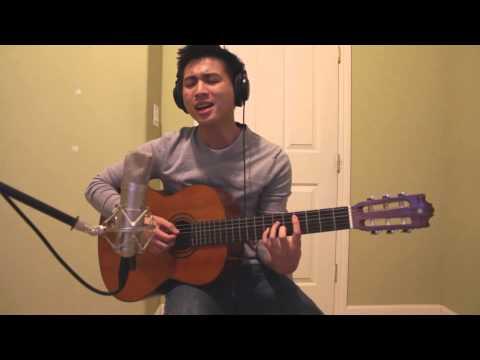 Alina Baraz & Galimatias - Make You Feel (Cover By Justin Nguyen)