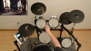 HALESTORM - I MISS THE MISERY - DRUM COVER HQ HD - Superior Drummer 2.0 + Metal Machine