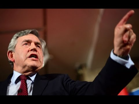Gordon Brown full speech on Labour leadership race: Labour must be credible