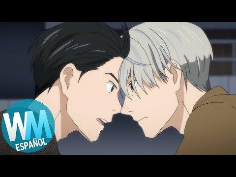 ¡Top 10 Romances LGBT En ANIME!