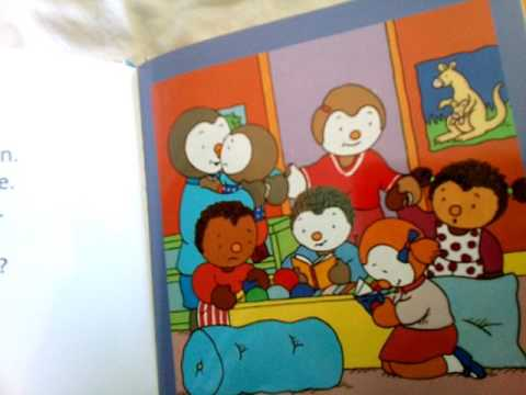 Lecture pour enfants tchoupi rentre l 39 cole thierry - Tchoupi a l ecole ...
