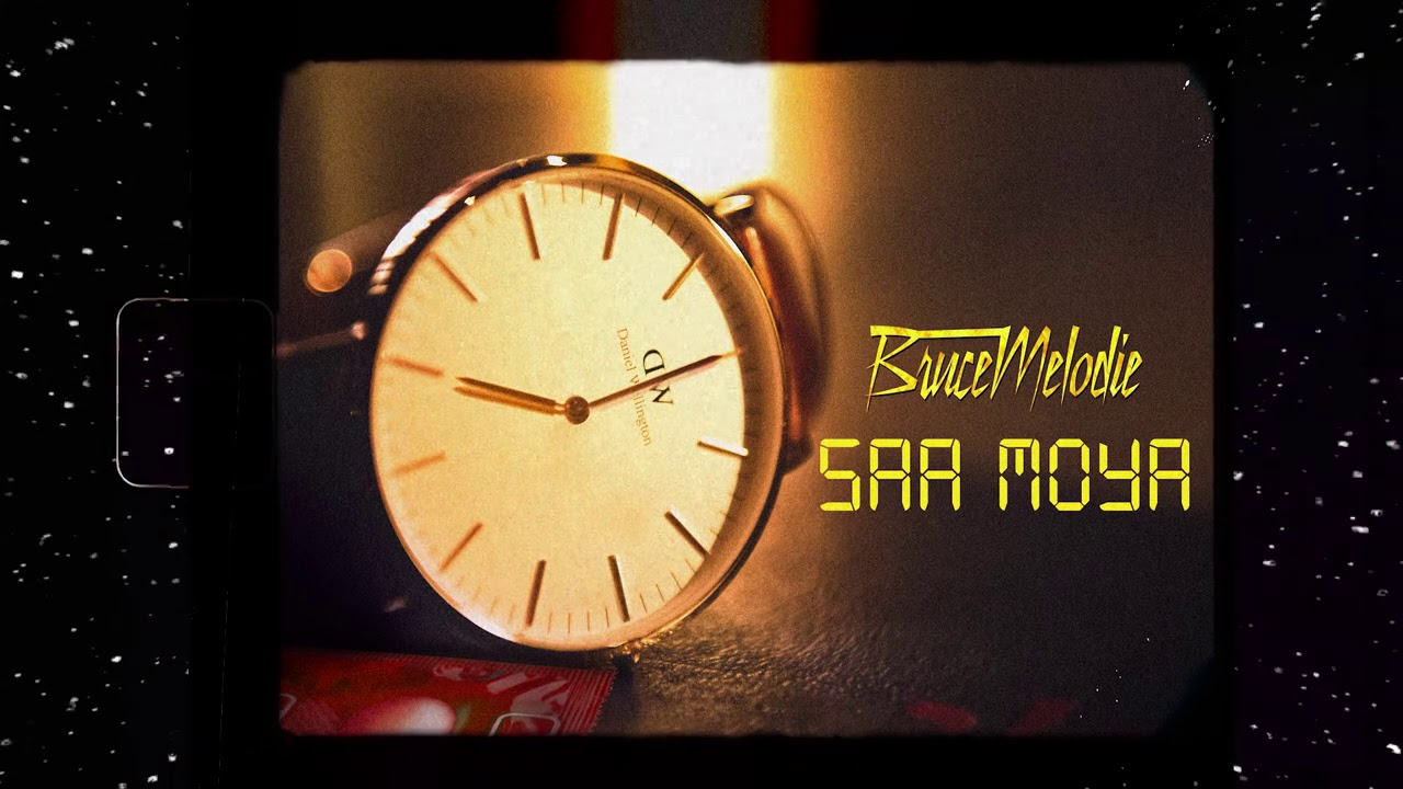 Download Bruce Melodie - Saa Moya (Official Audio)