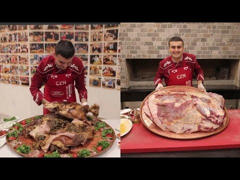 Cznburak Turkish Chef Cooking Skills