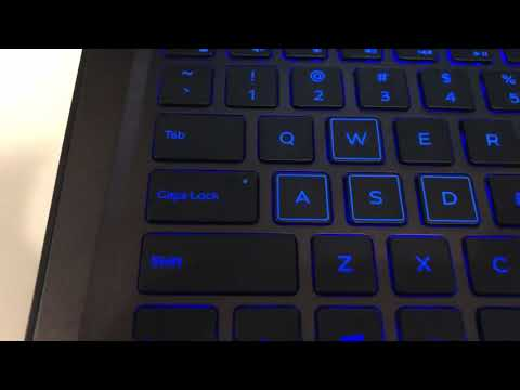 Dell G7 keyboard backlight flicker - Dell Community