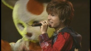 Hiya! Here is U+K by GACKT, live from Live Tour 2001 - Requiem et R...